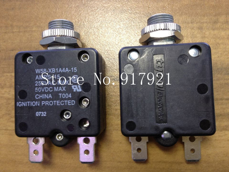 [ZOB] The United States Tyco EIectronics W58-XB1A4A-15 15A 250V equipment Tyco thermal switch --20pcs/lot