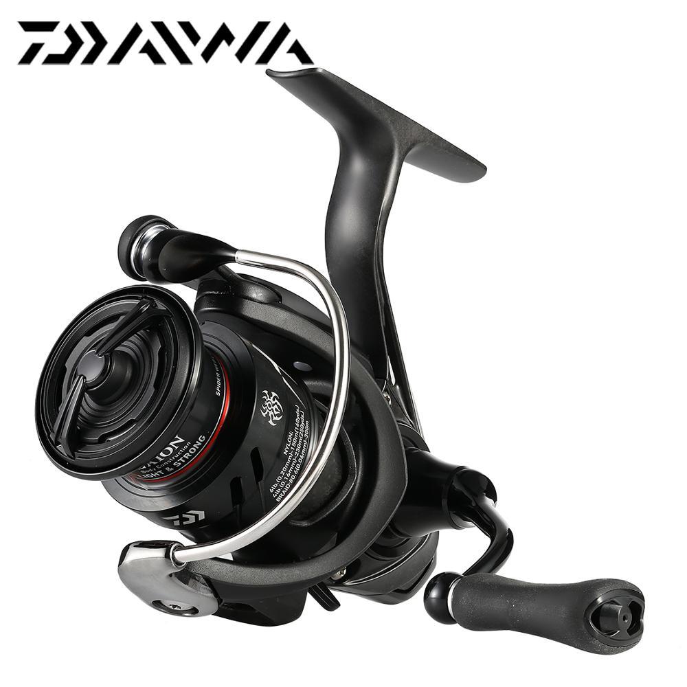 Original DAIWA TATULA LT 1000D XH Spinning Fishing Reel 6 2 1 Gear Ratio 7BB 5KG