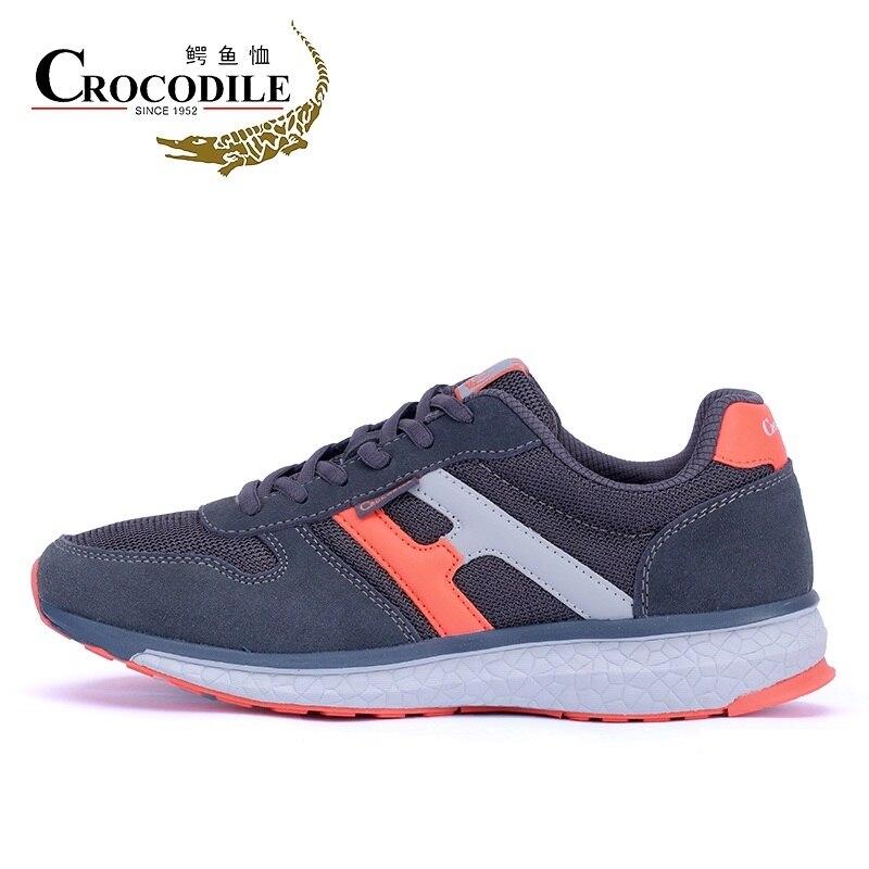 Crocodile Shoes Men For Men's Footwear Athletic-Sneakers Zapatillas-Cushioning Tennis