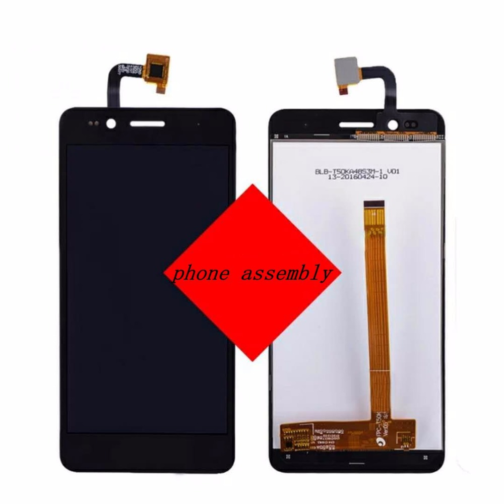 Touch Screen Phone Assembly For Vestel Venus 5.5V 5.5X 5570 Mobile Phone Accessories Touch Panel Screen Assembly