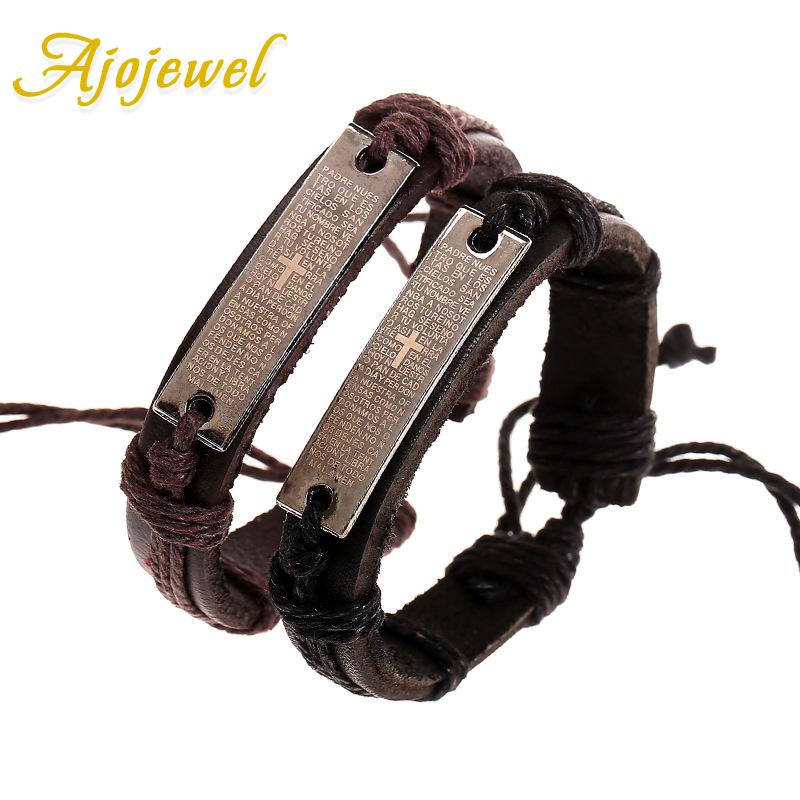Ajojewel 2pcs/lot Man Jewellery Vintage