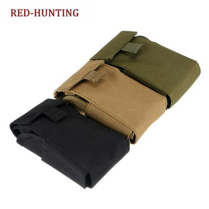 New Tactical 25 Round 12 Gauge Shells Shot Gun Reload Molle Magazine Pouch Airsoft Military Hunting 12GA Ammo Holder Mag Bag