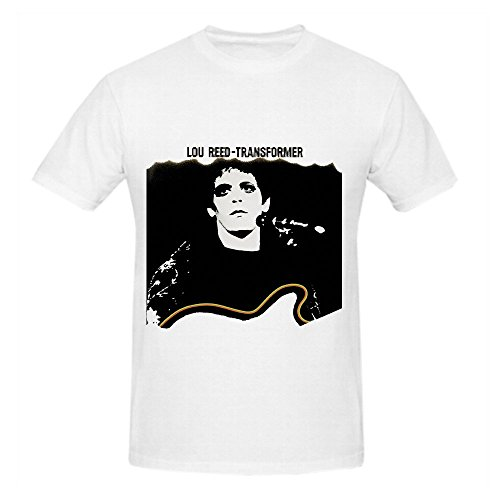 Gildan Lou Reed Transformer Men's Relaxed Fit Cotton Round Neck T Shirt-in  T-Shirts from Men's Clothing & Accessories on Aliexpress com | Alibaba
