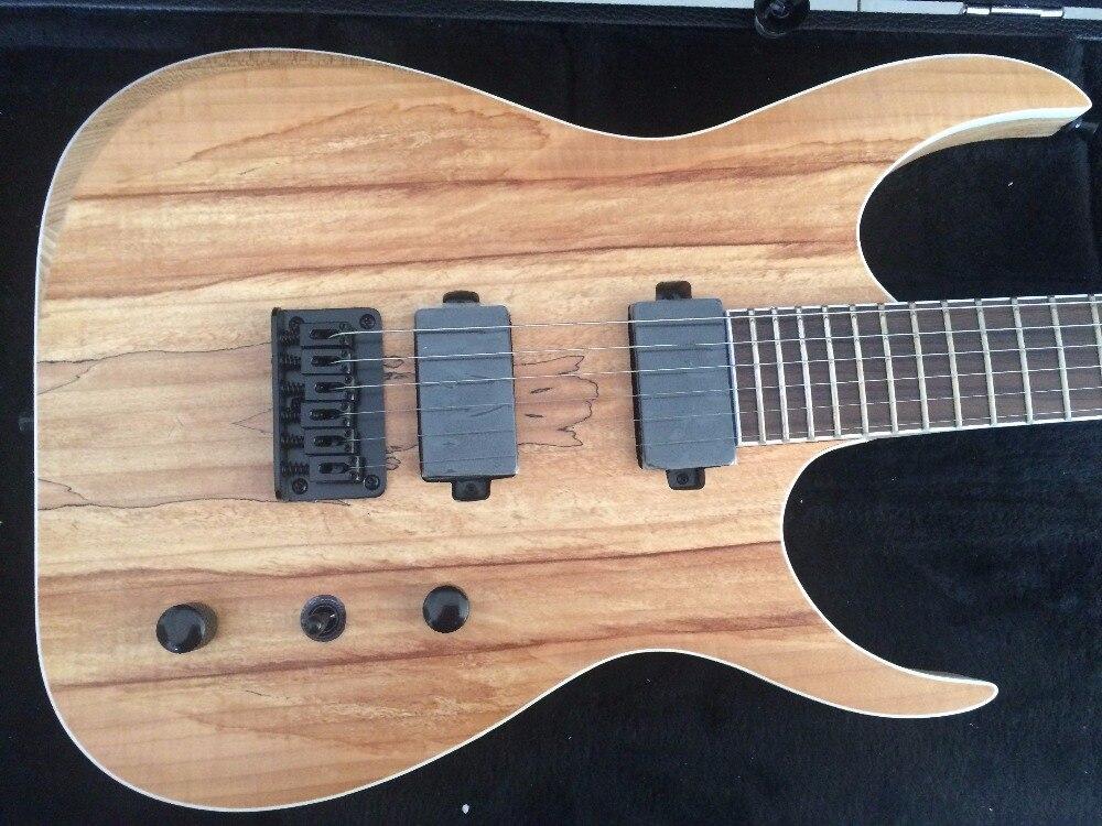 custom guitar shop blackmachine electric guitar 6 string ash body string through body 5 ply neck. Black Bedroom Furniture Sets. Home Design Ideas