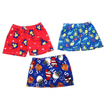Kinder Schwimmen Shorts Baby Boy Schwimmen Cartoon Badeanzug Kinder kleinkind Strand Bademode pool shorts(China)