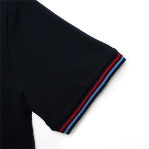 Image 5 - Fredd Marshall 2019 Nieuwe Polo Shirt Mannen Borduren Merk Polo Homme Korte Mouw Business Casual Effen Kleur Heren Polo Shirt 040