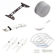 ZJM For DJI Phantom 3 Set Accessories camera lens cover +4pcs Propeller Protector+2pcs Propeller+1pcs Protector Board+Strap Belt