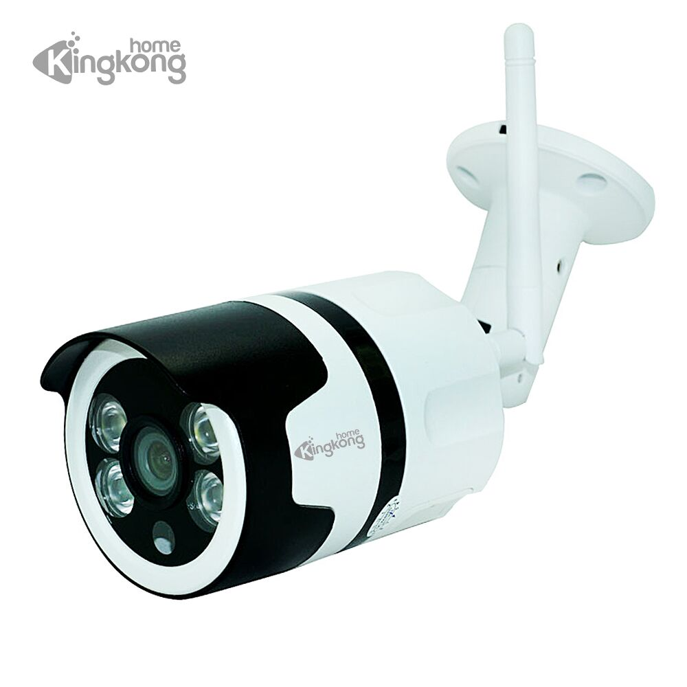 Kingkonghome HD 1080P Wifi IP Camera outdoor Night Vision Network Surveillance camera Home Security Plug And Play ip cam