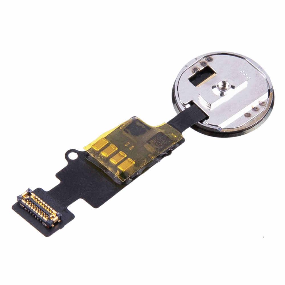 Elekworld YF uniwersalny przycisk Home + Flex montaż dla iPhone 7/7 P/8/8 P powrotu z powrotem nie zawierać Touch ID nie potrzebujesz Bluetooth