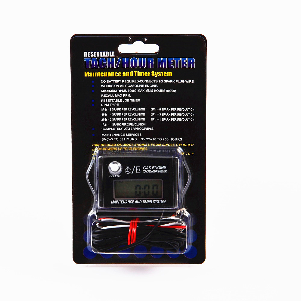 tachometer spark wire 100 images msd tach adapter 8920 pelican – Digital Tachometer Wiring Spark Plug