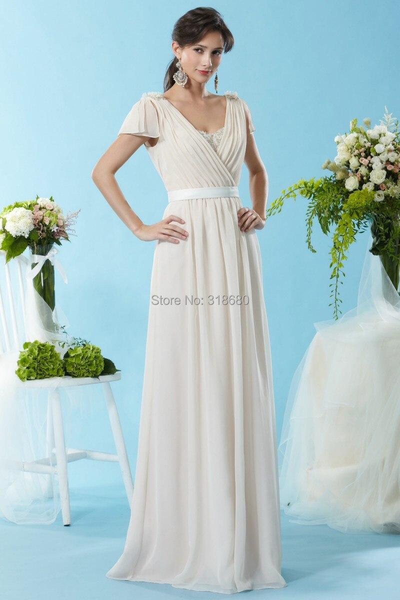 Super fashion ruched bodice waist belt cream bridesmaid dress ez1199 3g ez1199 1g ombrellifo Images