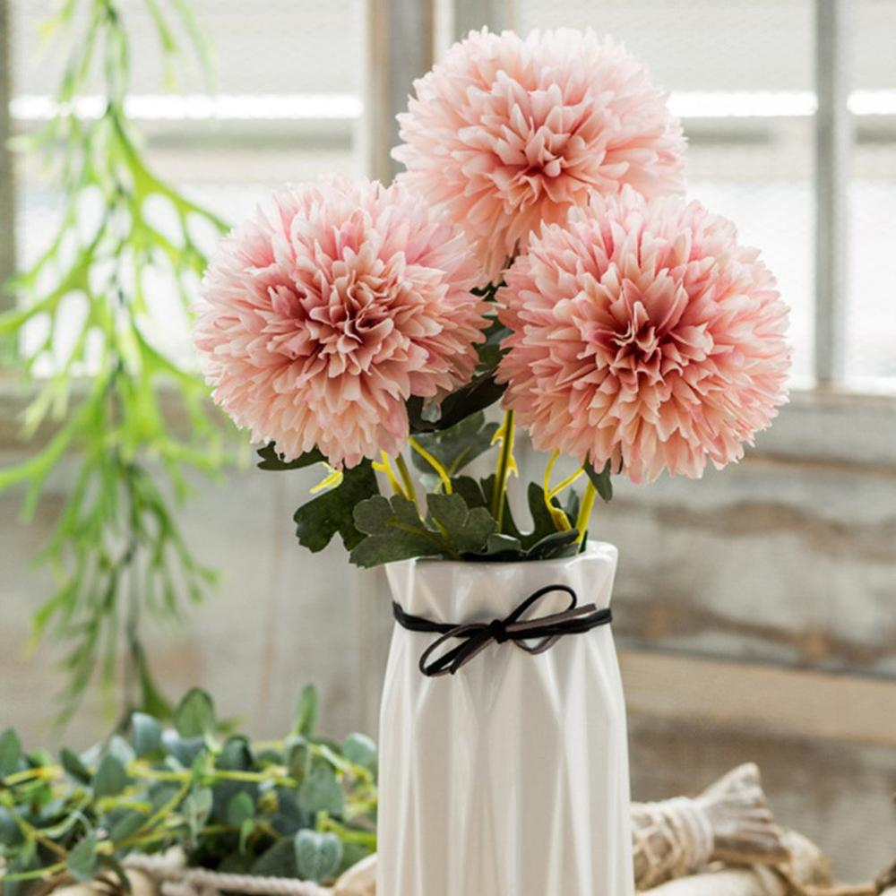 Dandelion Artificial flower Petal Christmas Wedding Party Decoration