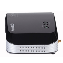 5500 Lumens 3D LCD Projector with HDMI Input Mini Home Theater Video Movie 3D and Child Games or Business Presentations