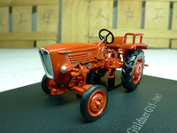 French UH Universal Hobbies 1 43 Guldner G15 1967 Vintage Tractor Models Alloy Agricultural Vehicle Model