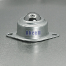 5pcs CY-15A 5/8' 15kg capacity Ahcell Ball transfer unit CY15A automatic production line flange ball bearing transfer caster