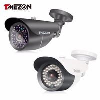 Tmezon High Definition AHD 1080P 2 0MP CCTV Security Surveillance Camera Outdoor Waterproof IP66 Bullet Metal