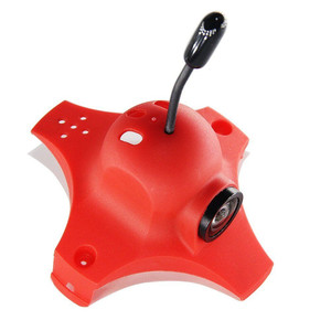 Image 2 - 5.8 グラム 40CH 800TVL 25 200MW の FPV カメラと E010 ため H36 小型フープ DIY RC ミニドローンフレームビデオ送信機 OSD AIO ベータ VTX