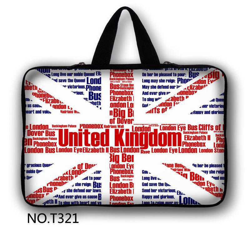 Union Jack 2015 Hot Fashion 711,12,13,14 15 inch Universal Laptop Ultrabook Notebook Skin Bag &for Macbook Air Pro Sleeve Case image