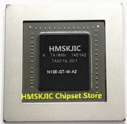100% test bardzo dobry produkt N13E-GT-W-A2 N13E GT W A2 fireball BGA chipsetu
