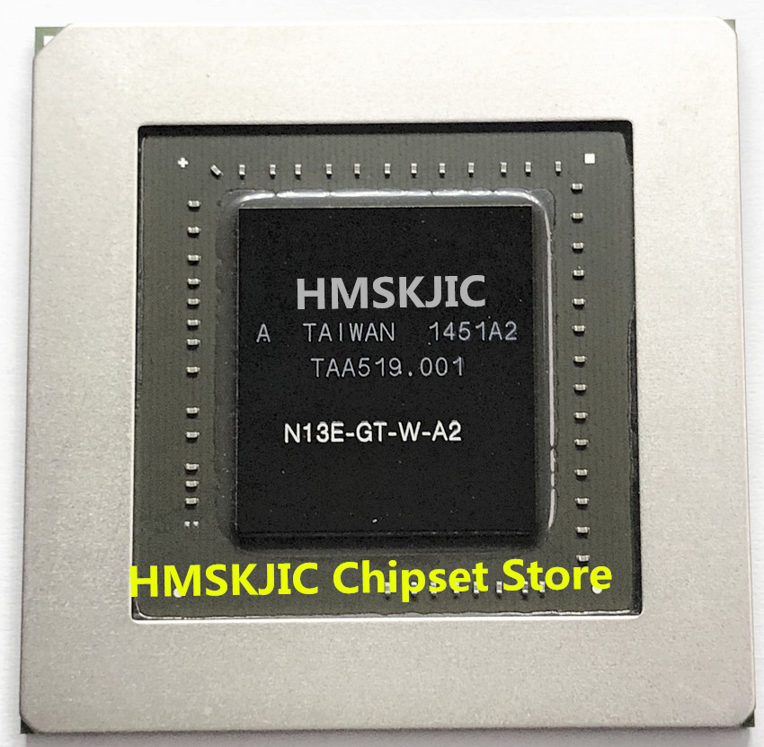 100% Test Very Good Product N13E-GT-W-A2 N13E GT W A2 Reball BGA Chipset
