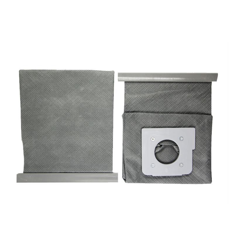 цена на 2 pcs Washable vacuum cleaner dust bags non woven bags Hepa filter dust bags Replacement for LG V-2800RH vacuum cleaner parts