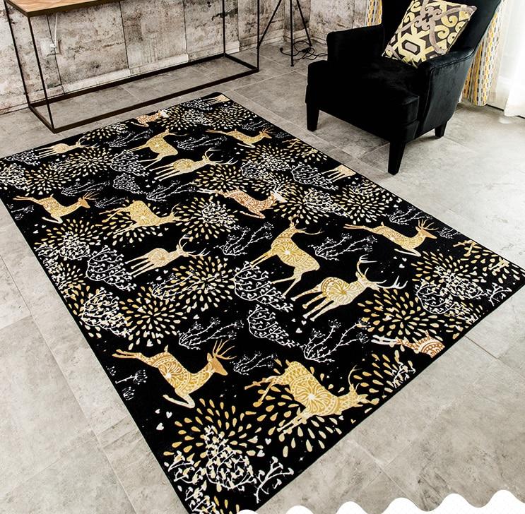 Kingart Big Living Room Carpet Kid Room Floor Mat Bedroom Rug For Home Decor