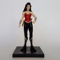 Wonder Woman Action Figure ARTFX Justice League New 52 PVC 180MM Anime Wonder Woman New52 Collectible