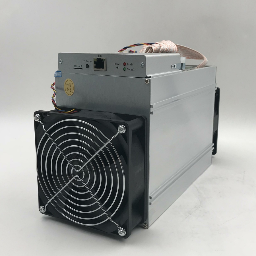 Used AntMiner T9+ 10.5T Bitcoin Miner SHA256 Asic BTC BCH Miner Economic Than WhatsMiner m3 M10 S9 z9mini DR3