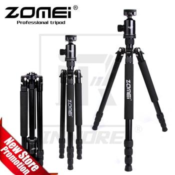 Zomei Z888 Professional Portable Magnesium Aluminium Travel Tripod Stand Monopod Ballhead Z818 for Digital SLR DSLR Camera