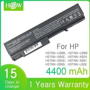 Image 1 - Аккумулятор для ноутбука HP EliteBook, 6 ячеек, 6930p 8440p ProBook 458640 542 6440b 6445b 6450b 6540b 6545b 6550b 6555b 6535b 6730b