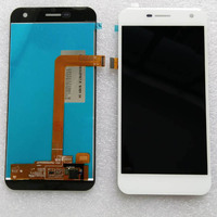 Test AAA Quality For Wileyfox Spark, Spark X LCD Display +Touch Digitizer Screen Assembly with 3m stickers