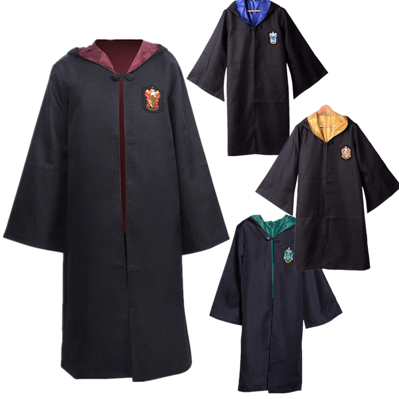 Hot The Order of the Phoenix Nymphadora Tonks Cosplay Costume Black Coat Gloves