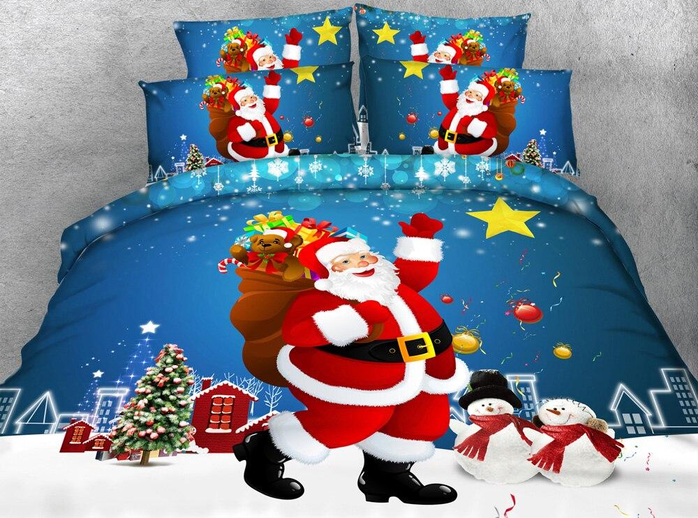 Dibujo De Navidad A Color. Casi Como Si Fueran Imagen Viva Del Cielo ...
