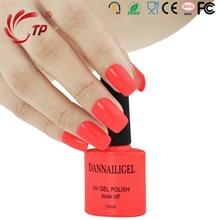 Dannail Gel #31  Dannail Red 10ml Long Lasting Soak Off UV Gel Nail Polish Nail Art UV Manicure Cosmetic Blink Gel