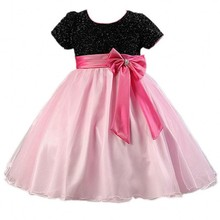 2017 Summer Girl Dress For Girls Dresses birthday Kids clothes Princes Party dress Children Clothing Wedding Pageant Ball Gown