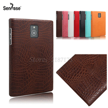 For BlackBerry Passport Case 4.5 inch Crocodile Pattern PU Leather hard Plastic Back Cover For BlackBerry Passport Q30 Case
