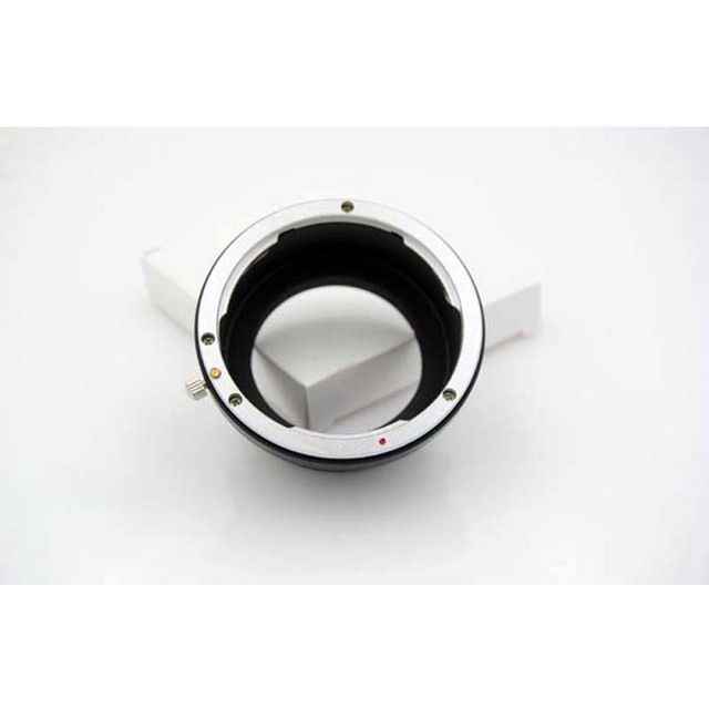 Pctc traje adaptador de lentes para canon eos-nex para sony e nex e-mount para nex-5t nex-3n nex-vg30 nex-ea50