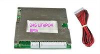 24S LiFePO4 плата защиты батареи система BMS 72V (87 6 V) 40A непрерывный ток разряда 1500W