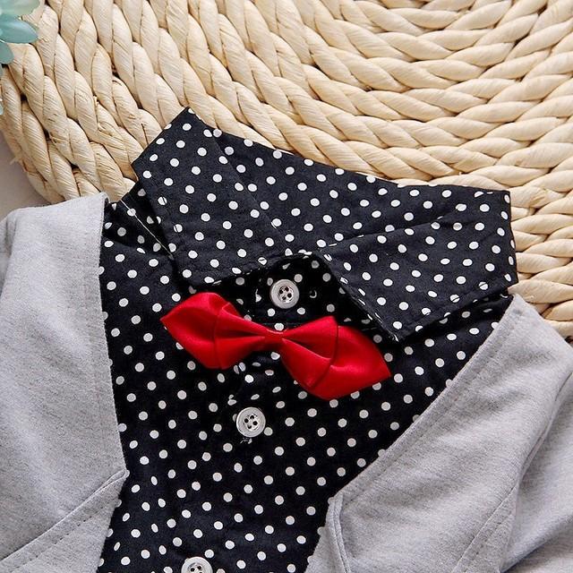 Infant Formal Cotton Clothing Sets