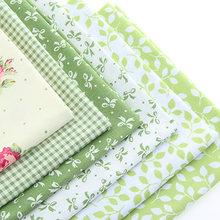 Print Cotton Fabric Patchwork For Sewing Quilting Bundle Material Tissuse Cloth Fat Quarters Scrapbooking Pattern CC004 20x25cm