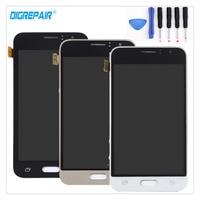 New 4 7 Black White Blue For Samsung Galaxy J1 J120 J120F J120M J120H LCD Display