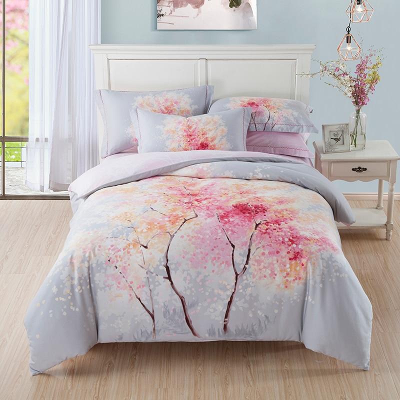 Cherry Blossom Duvet Cover Set