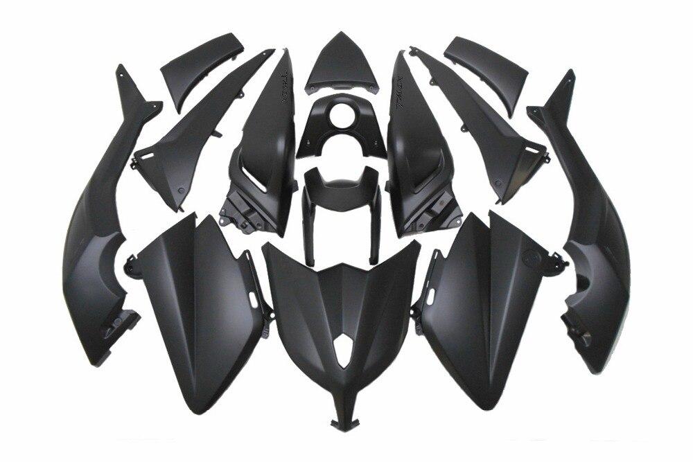 KODASKIN capot de moto ajustement Injection carénage boulons de carrosserie pour Yamaha Tmax 530 2012-2014