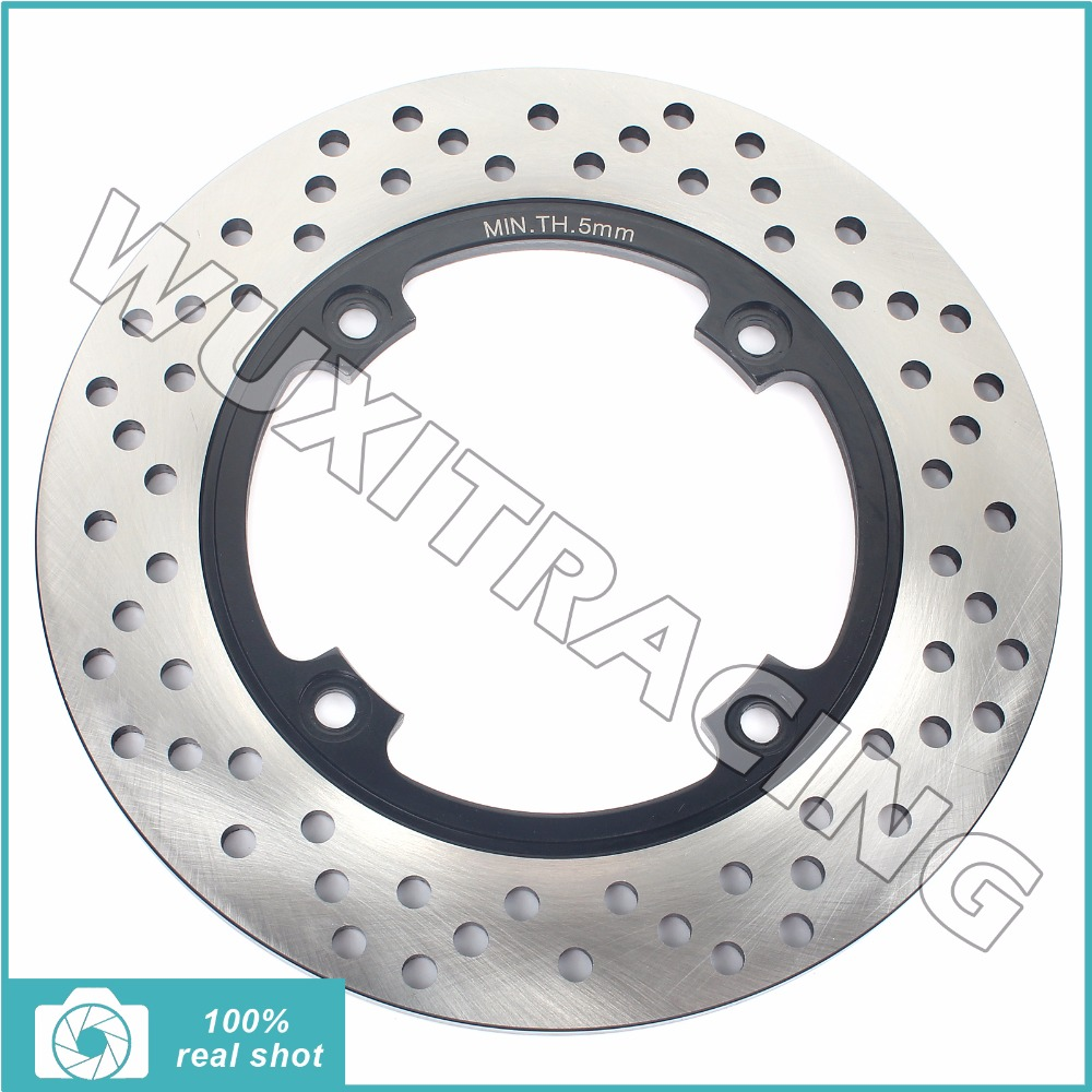 BIKINGBOY Rear Brake Disc Rotor for DUCATI 748 Biposto E R RS Racing S S1 SP SPS Teata Bassa 98-02 1999 900 MH Evoolzione 00 01 bikingboy rear brake disc rotor for ducati 900 sport 900 ss cafe racer 900 ss carenata 900 ss supersport 1989 1999 900 cr usa
