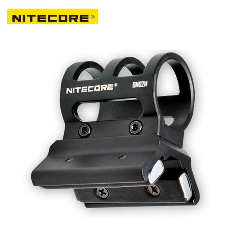 NITECORE GM02M Quick Detach Magnetic Barrel Mount for Flashlights Suitable for NITECORE SRT7 MT2C MT25 MT26 MT40 MH40 MT42|Portable Lighting Accessories| |  -