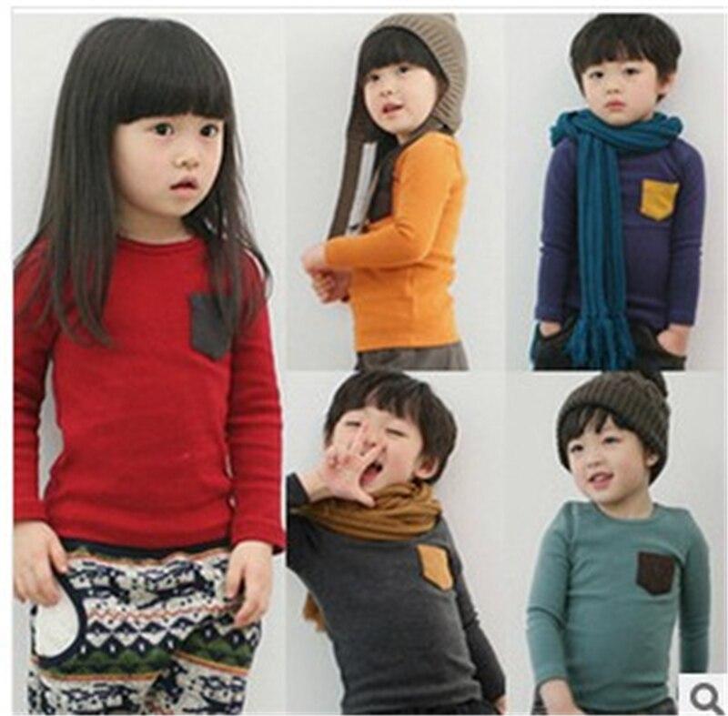 Child girl autumn toddler baby t shirt long sleeve