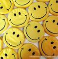 fashion cute shy smiley emoji yellow round Zipper Plush Coin Purse women girls boys lovely mini Wallet good gifts