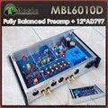 Высокого класса MBL6010D схемы полностью сбалансированный предусилитель Hifi предусилитель Ж/12 * AD797 оу