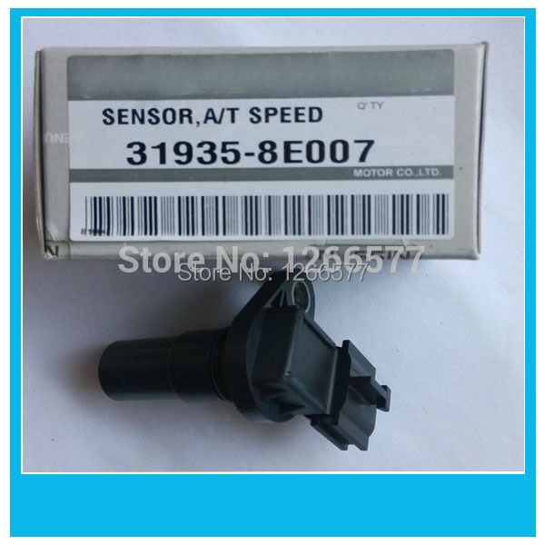 US $22 98 |Auto CVT Transmission Speed Sensor For Nissan Altima Maxima  G4T07581A 31935 8E007-in Sensors from Electronic Components & Supplies on