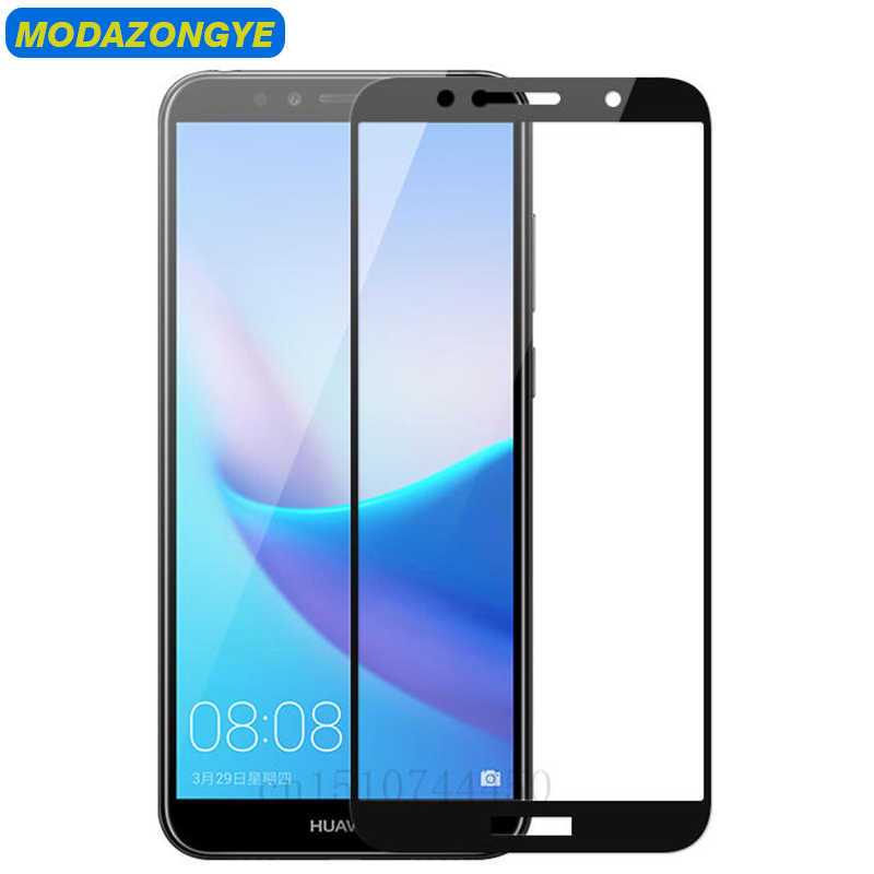 Tempered Glass Huawei Y6 Prime 2018 Screen Protector Huawei Y6 Prime 2018 ATU-L31 ATU-L42 Y6Prime 2018 Protective Glass Film